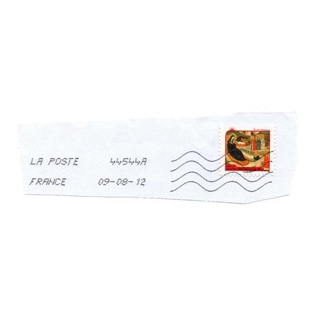 (PHILEUR07.060_20g.2011.3.2012_08_09.000000001) 20 g France 2011 - Ecole italienne