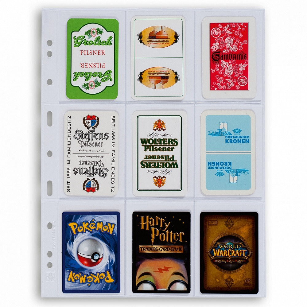 (MAT01.Albfeu.Feu_.323456) Sheets Lighthouse GRANDE 68 mm x 98 mm (used for playing cards) (zoom)