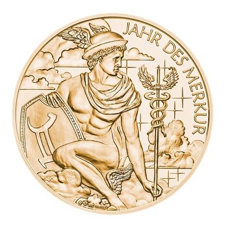 (MED01.Méd.MünzeÖ.2019.CuSn.23745) Médaille bronze - Calendrier 2019 Avers