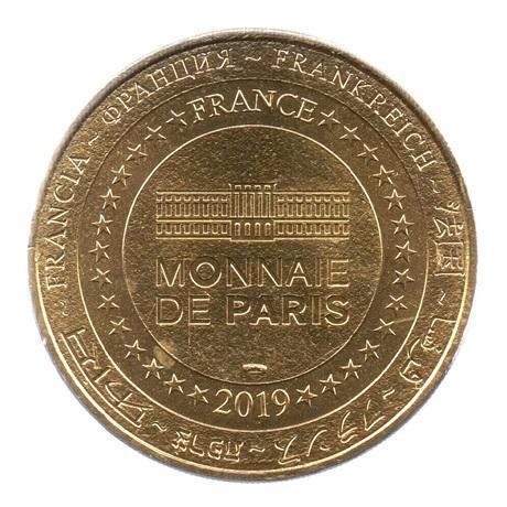 (FMED.Méd.tourist.2019.CuAlNi2.6.spl.000000001) Mousquetaire de Richelieu Revers