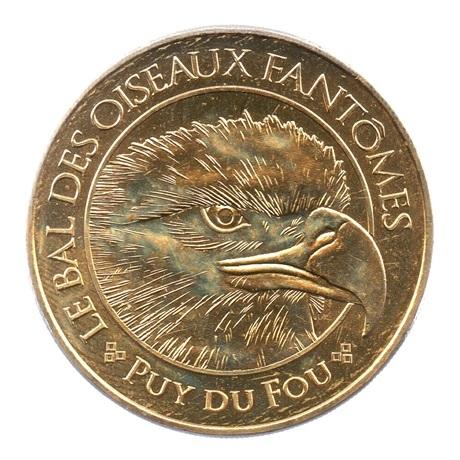 (FMED.Méd.tourist.2019.CuAlNi2.spl.000000001) Le Bal des Oiseaux Fantômes Avers