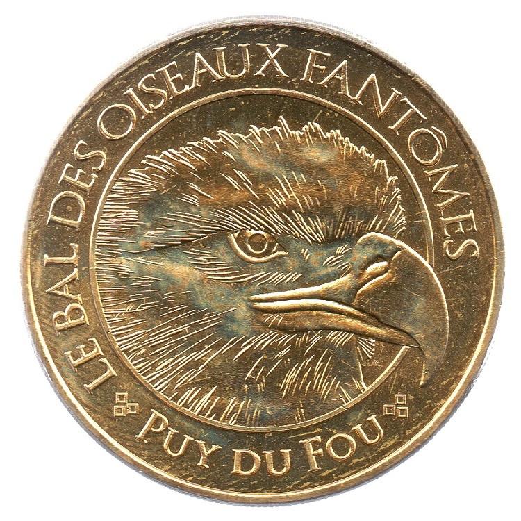 (FMED.Méd.tourist.2019.CuAlNi2.spl_.000000001) Le Bal des Oiseaux Fantômes Obverse (zoom)