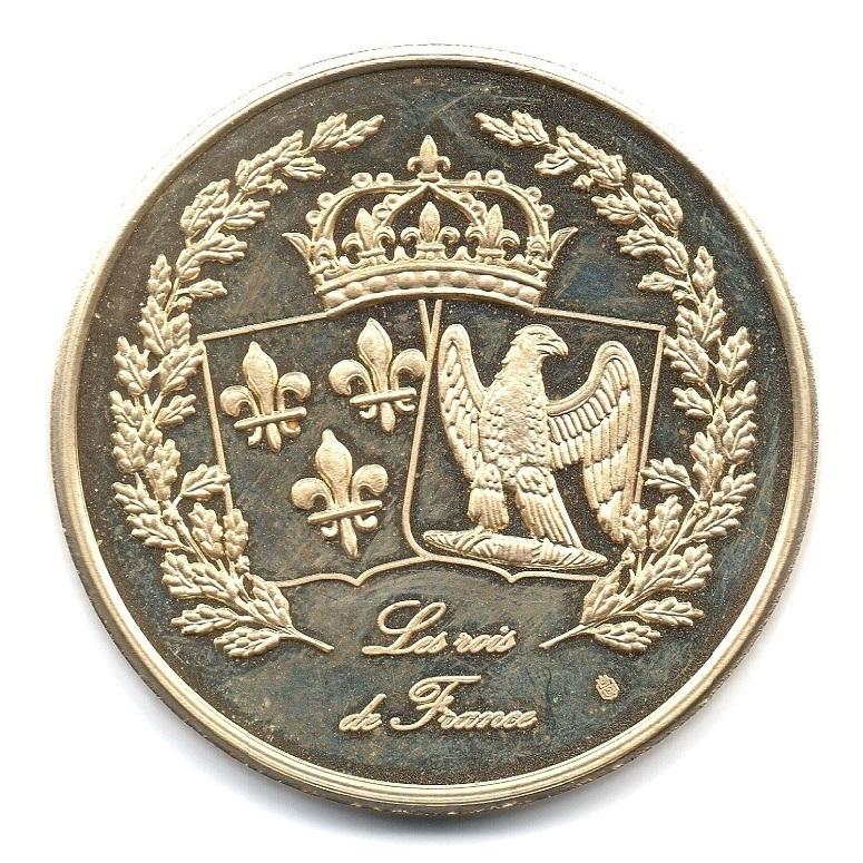 (FMED.n.d._1998_.CuNiZn1.sup.000000001) German silver medal - Napoléon I Reverse (zoom)