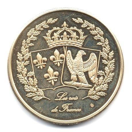 (FMED.n.d._1998_.CuNiZn1.sup.000000001) Médaille argentan - Napoléon Ier Revers