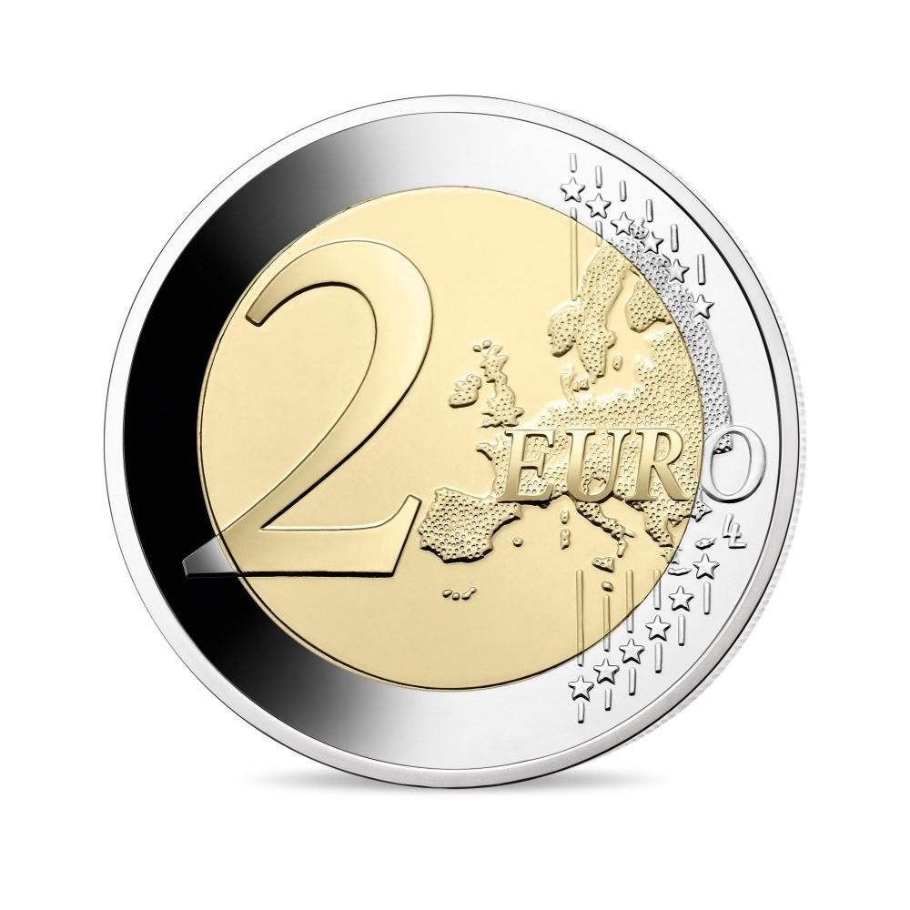 (EUR07.ComBUBE.2019.200.BE_.10041330030000) 2 euro France 2019 Proof - Asterix Reverse (zoom)