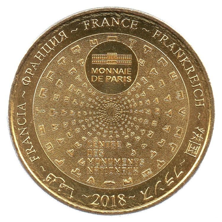 (FMED.Méd.tourist.2018.CuAlNi3.2.spl_.000000001) Towers in La Rochelle Reverse (zoom)