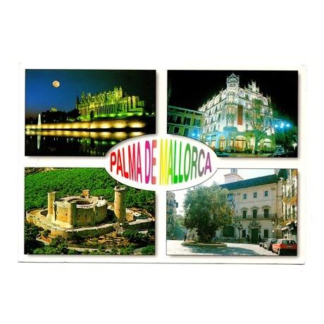 (POSTC05.ED.PALMA.1.083.000000001) Palma de Majorque Recto