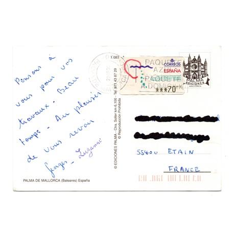 (POSTC05.ED.PALMA.1.083.000000001) Palma de Majorque Verso