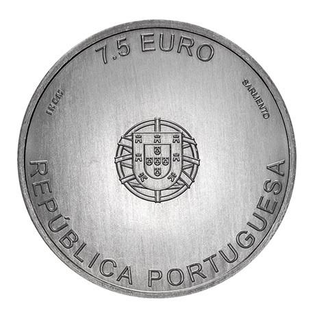 7,5 euro Portugal 2019 - Carrilho da Graça Avers