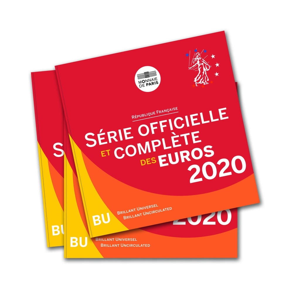 BU coin set France 2020 (zoom)