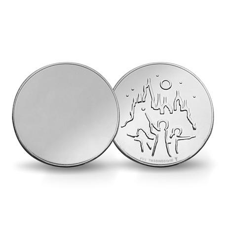 (MED14.Méd.KNM.2018.FeC1) Médaille miroir - Harry Potter