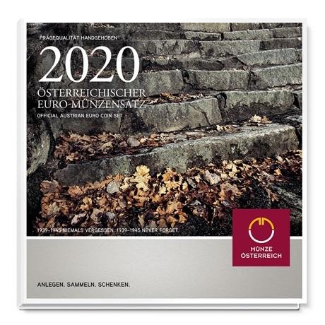 Coffret BU Autriche 2020