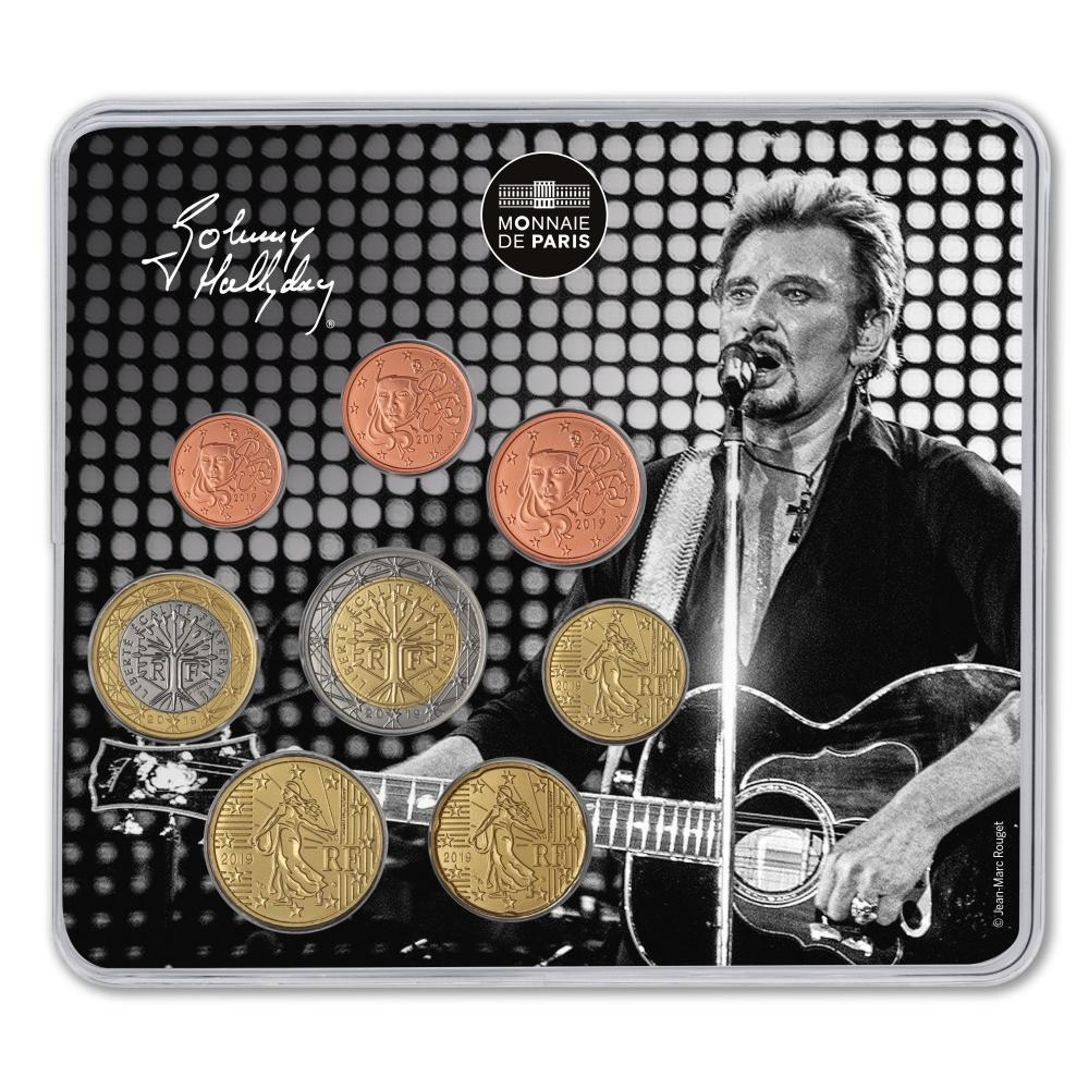 (EUR07.CofBUFDC.2019.M-S.10041329970000) Johnny Hallyday and his guitar Front (zoom)