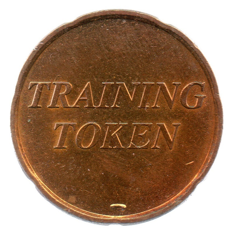 (EUR07.tk020.0.sup_.000000001) Training token 20 euro cent Obverse (zoom)