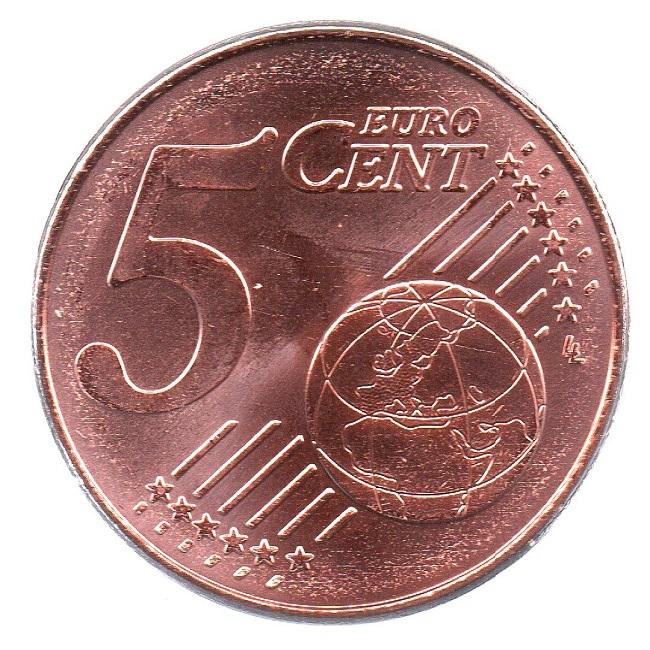 (EUR04.005.2019.0.spl.000000001) 5 euro cent Cyprus 2019 Reverse (zoom)