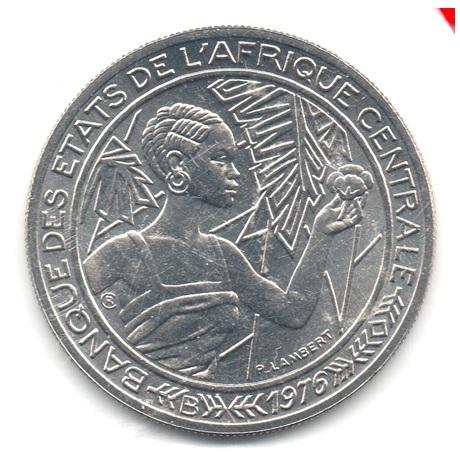 (W067.50000.1976_B.essai.000000001) Essai 500 Francs Antilope 1976 B Avers