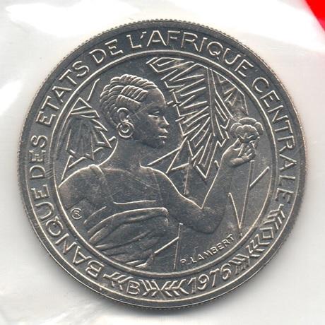 (W067.50000.1976_B.essai.000000001) Essai 500 Francs Antilope 1976 B (recto pochette)