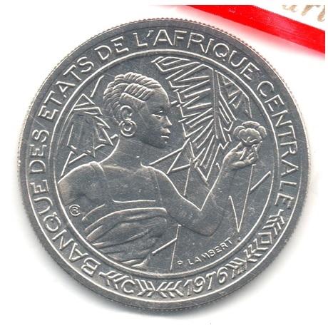 (W067.50000.1976_C.essai.000000001) Essai 500 Francs Antilope 1976 C Avers