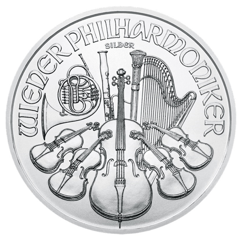 (EUR01.150.2019.1.ag.bullco.24866) 1,50 euro Austria 2019 1 ounce fine silver - Philharmonic Reverse (zoom)