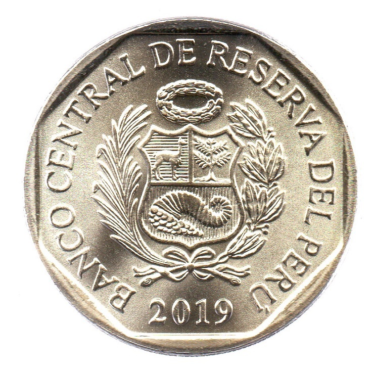 (W173.100.2019.3.spl.000000001) 1 Sol Andean mountain cat 2019 Obverse (zoom)