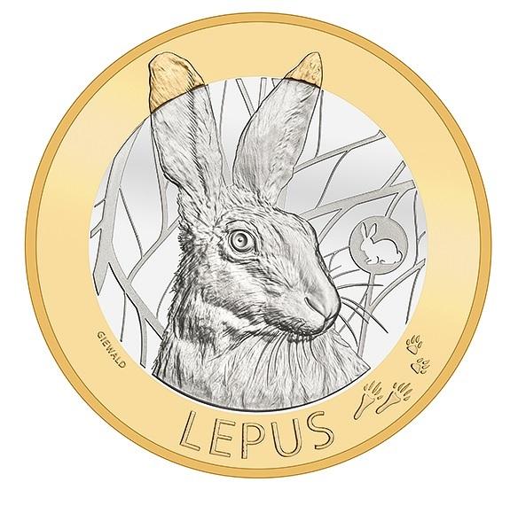 (W209.1000.2020_B.510000490) 10 Francs Hare 2020 B Reverse (zoom)