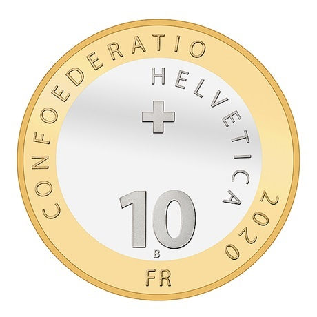 (W209.1000.2020_B.510000490) 10 Francs Lièvre 2020 B Avers