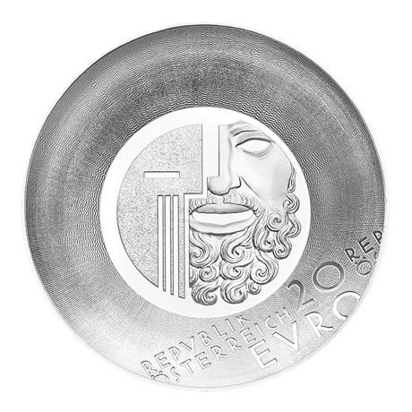 (EUR01.ComBU&BE.2020.2000.BE.24598) 20 euro Autriche 2020 argent BE - Festival de Salzbourg Avers