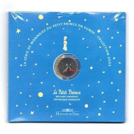(EUR07.CofBU&FDC.2002.Cof-BU.1.000000001) Coffret BU France 2002 - Le Petit Prince Recto