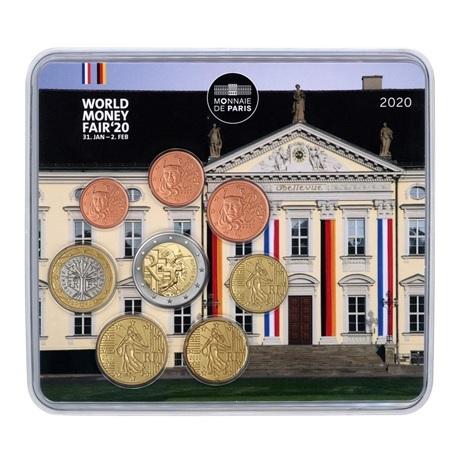 (EUR07.CofBU&FDC.2020.M-S.10041349290000) Mini-set BU France 2020 - Salon de Berlin Recto