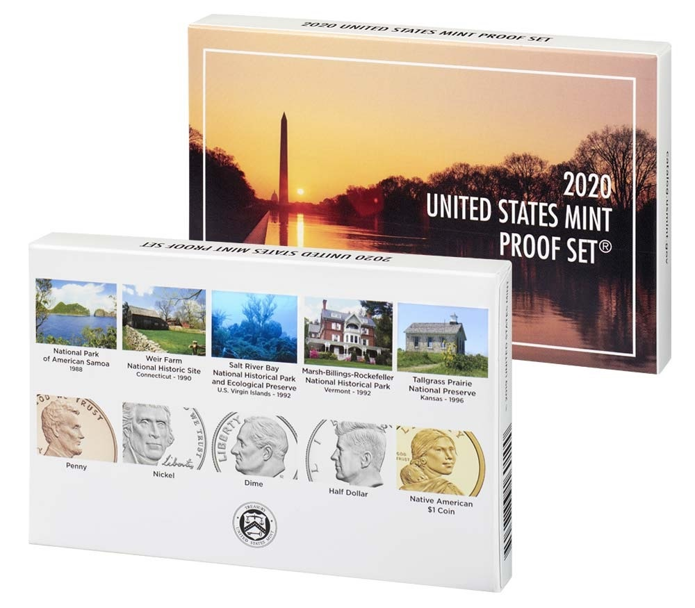 (W071.CofBE.2020_S) Proof coin set USA 2020 S (packaging) (zoom)