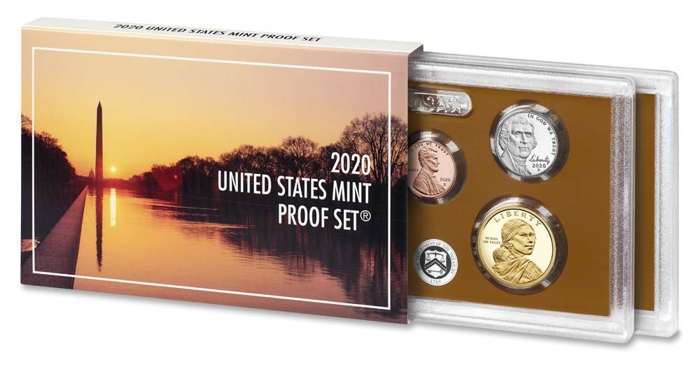 (W071.CofBE.2020_S) Proof coin set USA 2020 S (zoom)