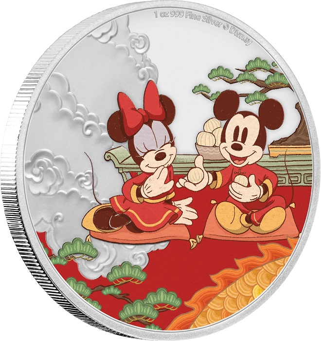 (W160.200.2020.1.ag.bullco.30-00915) 2 dollars Niue 2020 1 oz Proof silver - Good fortune (edge) (zoom)