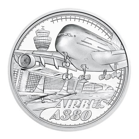 (EUR01.ComBU&BE.2020.2000.BE.24599) 20 euro Autriche 2020 argent BE - Au-dessus des nuages Revers