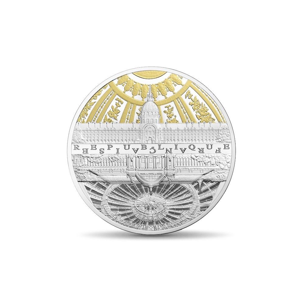 (EUR07.ComBU&BE.2015.10041295190000) Invalides & Grand Palais Obverse (zoom)