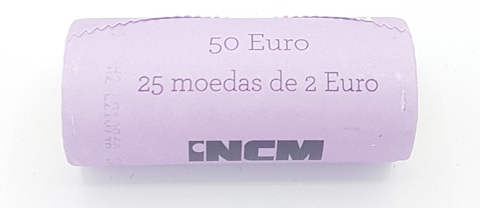 2 euro roll Portugal 2020 - University of Coimbra (zoom)