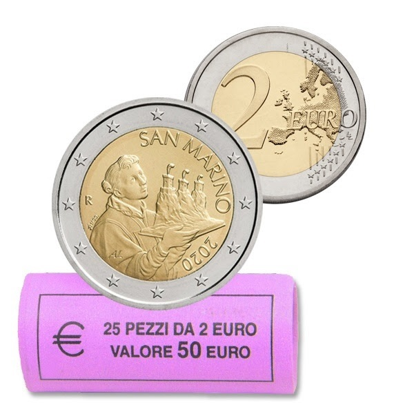 2 euro roll San Marino 2020 (zoom)