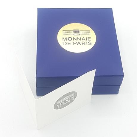 (EUR07.ComBU&BE.2014.10041286450000) 50 euro France 2014 or BE - Europa (écrin fermé)