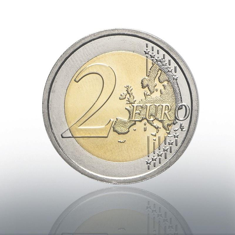 (EUR19.ComBU&BE.2020.CN1539) 2 euro Vatican 2020 BU - Pope John Paul II Reverse (zoom)