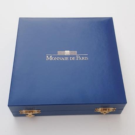 (EUR07.ComBU&BE.2010.10000.BE.COM2) 100 euro France 2010 argent BE - Marcel Dassault (écrin)