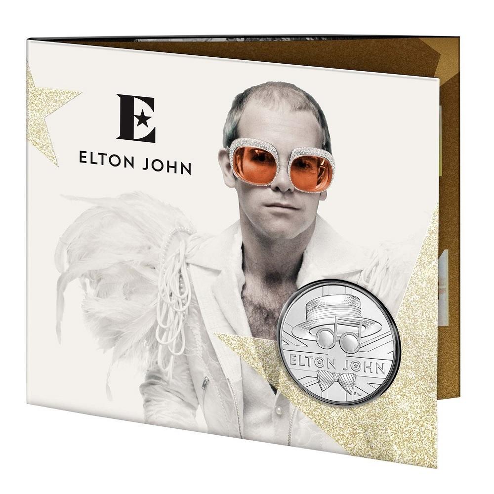 (W185.500.2020.UK20E1BU) 5 Pounds Elton John 2020 BU (half-open) (zoom)