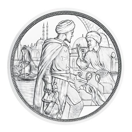 (EUR01.ComBU&BE.2020.24606) 10 euro Autriche 2020 argent BE - Force et courage Revers