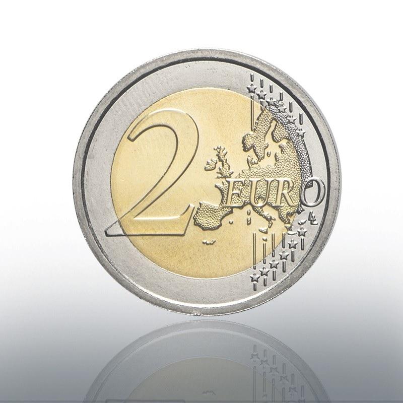 (EUR19.ComBU&BE.2020.CN1547) 2 euro Vatican 2020 BU - Raffaello Reverse (zoom)