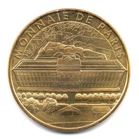 (FMED.Méd.tourist.2020.CuAlNi.33.sup.spl.000000001) Monnaie de Paris Avers