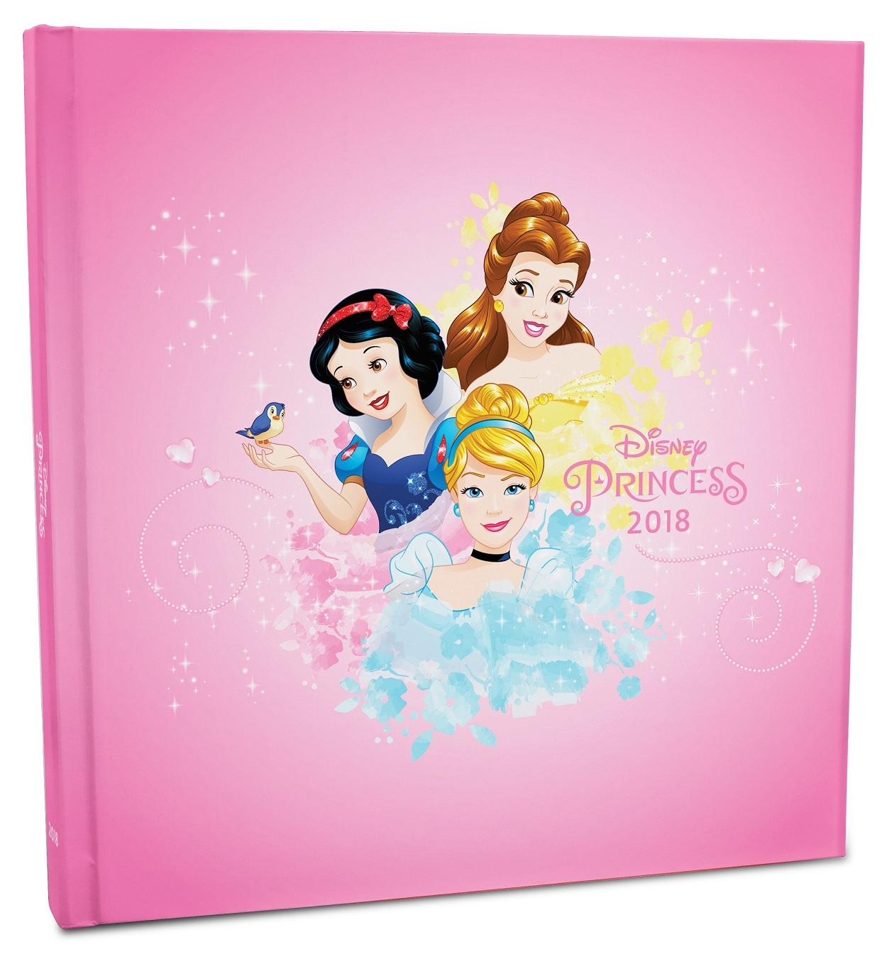 (LOT.W160.100.2018.30-00645.à.30-00669) 1 Dollar Niue 2018 5 g BU Ag - Disney princesses (closed album) (zoom)
