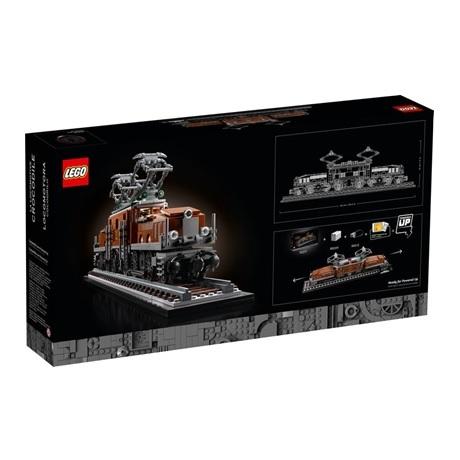 (Lego.Creator.10277) LEGO Creator - La locomotive crocodile (boîte)