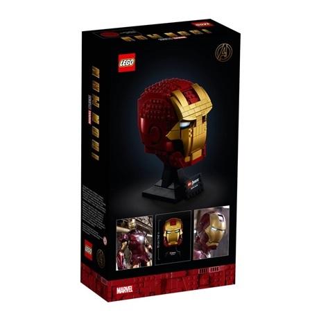 (Lego.Marvel.76165) LEGO Marvel - Casque d'Iron Man (boîte)