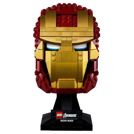 (Lego.Marvel.76165) LEGO Marvel - Casque d'Iron Man