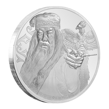 (W160.200.2020.1.ag.bullco.30-00954) 2 Dollars Niue 2020 1 once Ag BE - Albus Dumbledore (tranche)