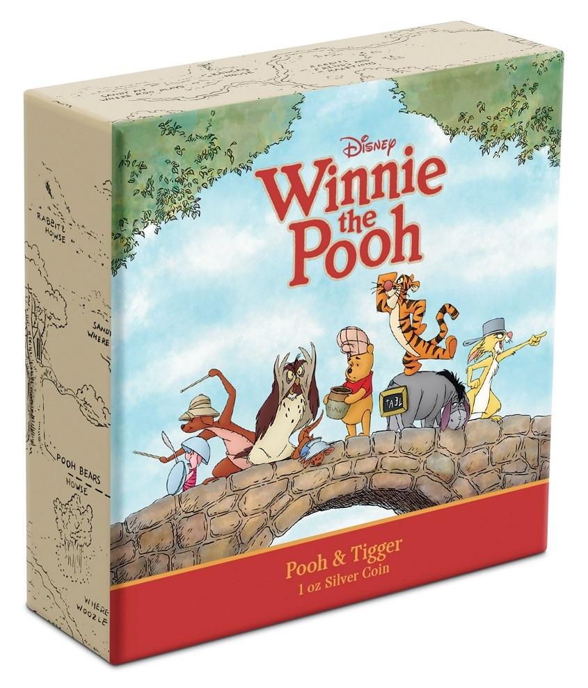 (W160.200.2020.30-00958) 2 Dollars Niue 2020 1 oz Proof silver - Pooh and Tigger (box) (zoom)