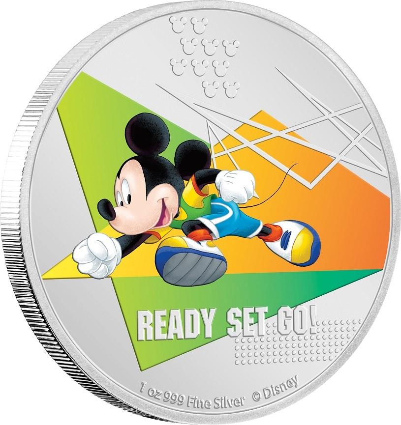 (W160.200.2020.30-00967) 2 Dollars Niue 2020 1 oz Proof silver - Ready, steady, go ! (edge) (zoom)